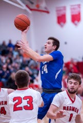 Wynford's Josh Crall was named second team All-Ohio on Monday.