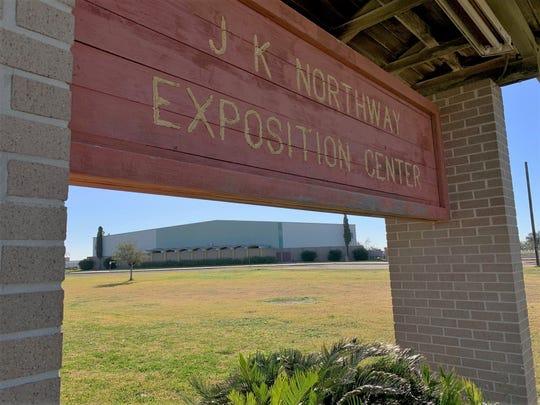 Pictured is Kingsville's J.K. Northway Exposition Center on Jan. 28, 2019.