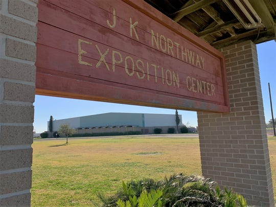Pictured is Kingsville's J.K. Northway Exposition Center on Jan. 28, 2019.