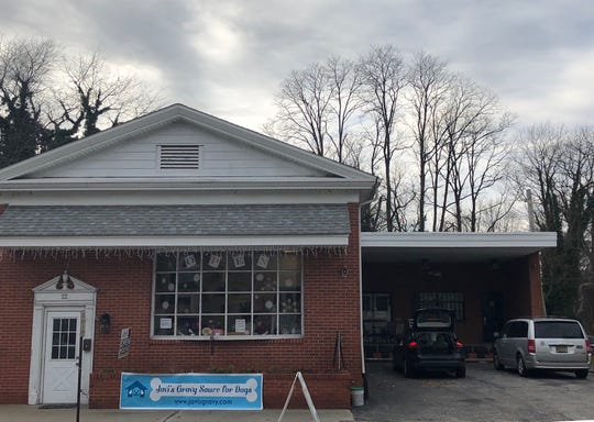 The former Merchantville post office at 22 N. Centre St. is being used as a pop-up retail space. New owner Ryan Middleton eventually wants the building to become a community multipurpose center, complete with a kitchen.