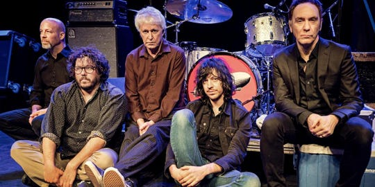 Guided by Voices will play Woodward Theater on June 28. Tickets go on sale Friday.