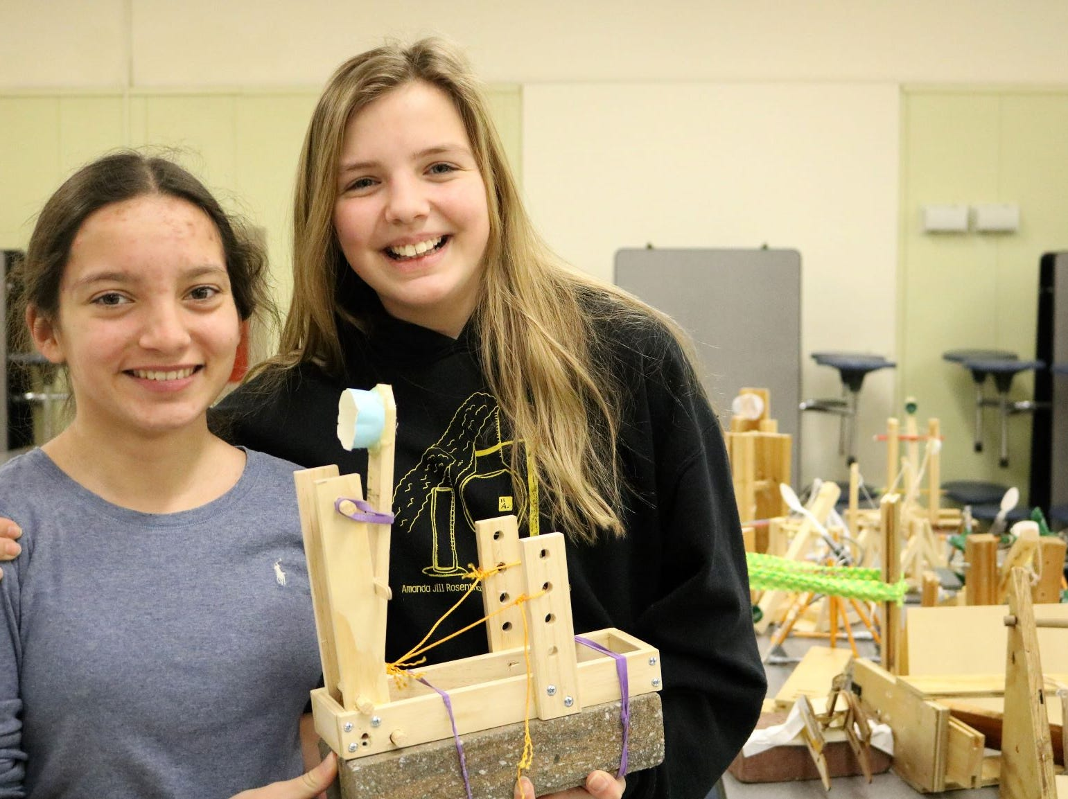 STEM and STEAM opportunities abound for students, such as these Intermediate pupils, across the Westfield Public School District.