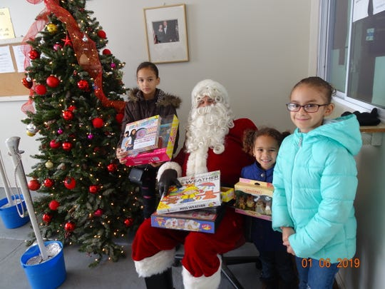 On Three Kings Day 2019, Sunday, Jan. 6, the volunteers at the Perth Amboy St. Vincent dePaul Food Pantry held their annual toy distribution.