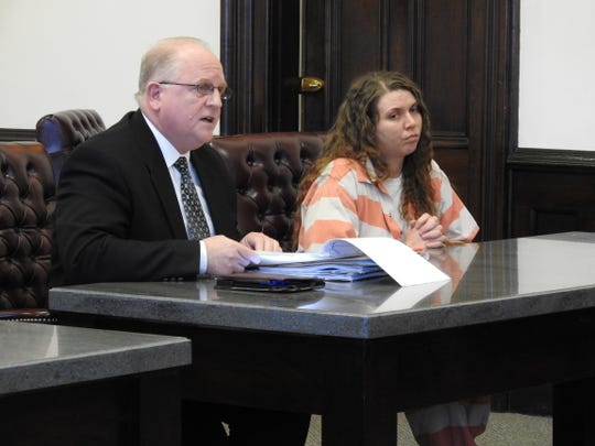 Attorney Jeffrey Mullen represented Misty L. Hickman in Coshocton County Common Please Court. She received three years community control sanctions for one count of aggravated possession of methamphetamine and two years of misdemeanor probation for two counts of assault.