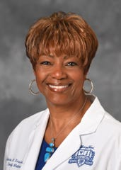 Dr. Earlexia M. Norwood, service chief for family medicine at Henry Ford West Bloomfield Hospital and the director of practice development for the Henry Ford Medical Group.