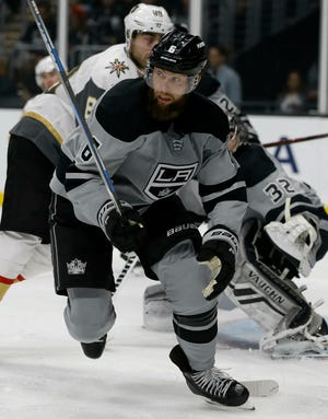 The Toronto Maple Leafs have acquired defenseman Jake Muzzin from the Los Angeles Kings for a first-round pick and two prospects.