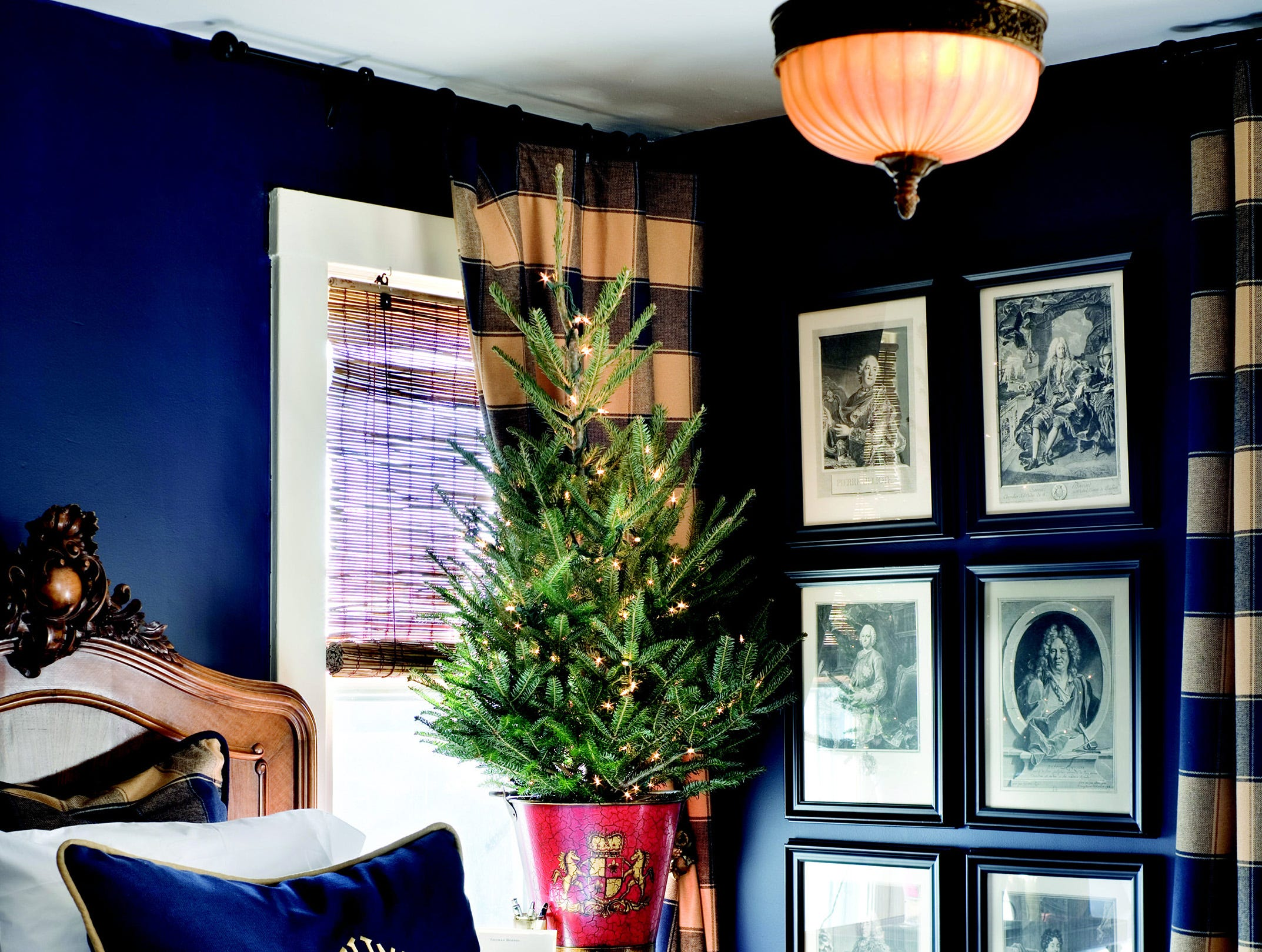 "Brightening up the bedroom: Garrity says one of the easiest and most effective ways to warm a bedroom is with textiles. ""If your bedding ensemble is lackluster or showing some wear, invest in luxurious new linens,"" she writes. ""But when you're picking out your duvet and accent pillows, think twice before you buy a dust ruffle. Many of today's bed styles don't require a dust ruffle, so folks are instead concealing their unattractive box springs with a custom-made cover."""