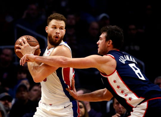 """""""A player has to do what's best for him and not worry about the backlash,"""" says Pistons forward Blake Griffin about Pelicans forward Anthony Davis' request to be dealt."""
