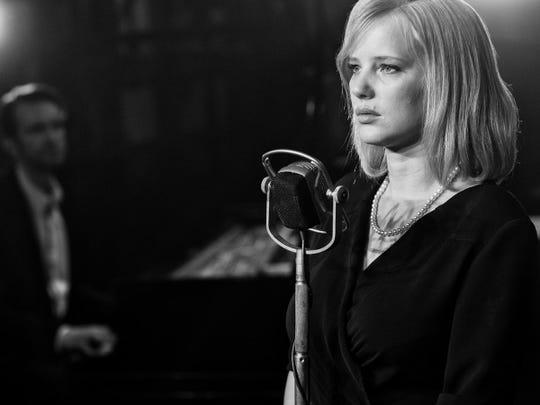 """Tomasz Kot and Joanna Kulig in """"Cold War."""""""