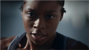 Redford Union High graduate Toni Harris is featured in Toyota's 2019 Super Bowl ad.