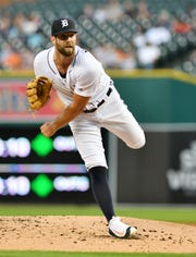 Pitcher Daniel Norris has struggled to stay healthy since his move to the Tigers organization in 2015.