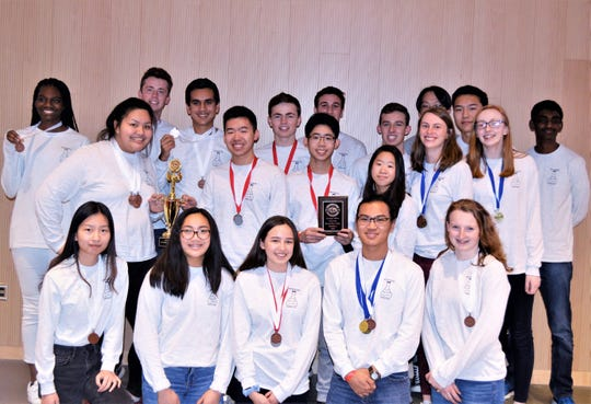 The Notre Dame High School Science Olympiad team recently competed at Carnegie Melon University's Science Olympiad Invitational.