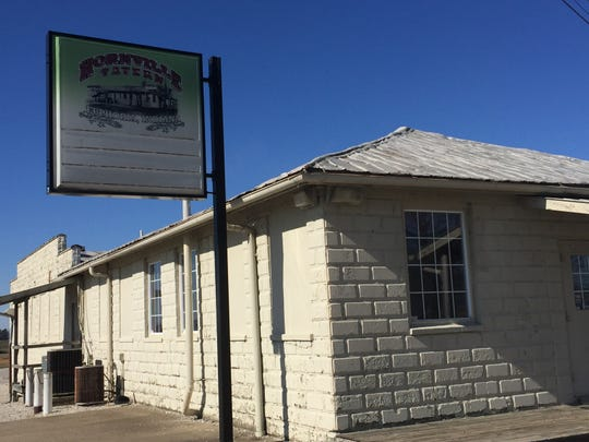 Hornville Tavern is listed for sale by Woodward Realty. The asking price is $695,000.
