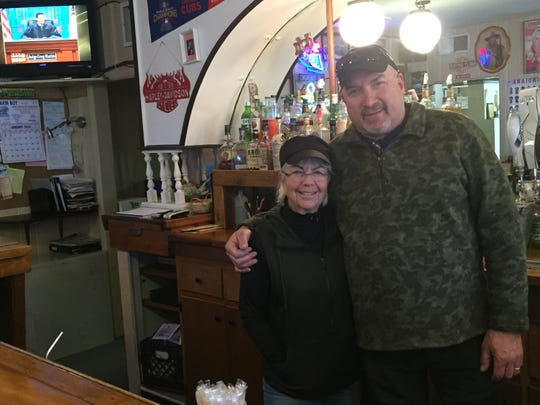 Deb and Butch Schneider are seeking a buyer for Hornville Tavern in northern Vanderburgh County, but they said there are no plans to close the popular business.