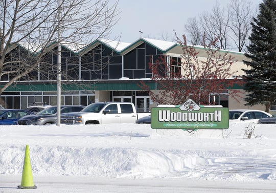 Woodworth Middle School, 101 Morningside Drive, Fond du Lac.