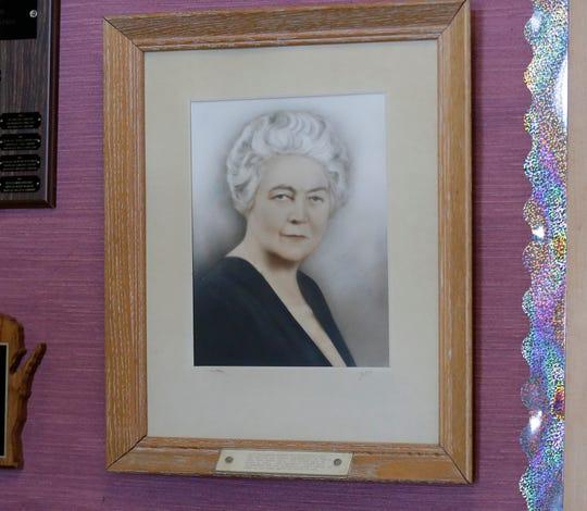 Waters Elementary School was named Elizabeth Waters.