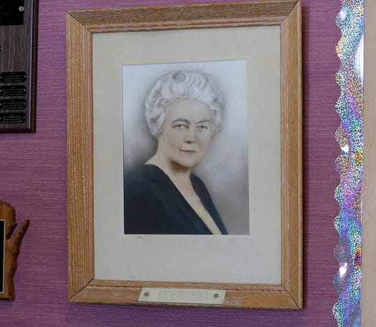 Waters Elementary School was named Elizabeth Waters.
