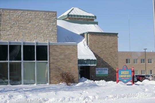 Riverside Elementary School, formerly Goodrich High School, 396 Linden St., Fond du Lac.