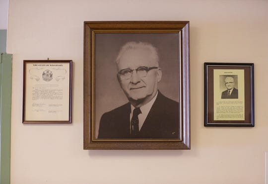 Theisen Middle School is named after Henry Theisen.