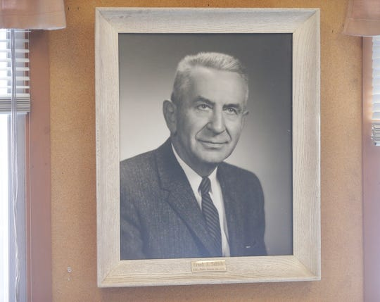Frank A. Sabish is the namesake of Sabish Middle School.