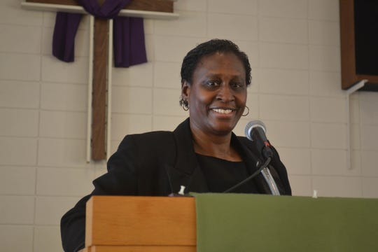 The Rev. Cynthia Dallas-Kirk was ordained as the new Itinerant Elder at Warren Chapel. She has jumped into her year of service with abundant plans to influence both her congregation and her community. Her focus is bridging the generational gap between the area's youth and senior citizens.