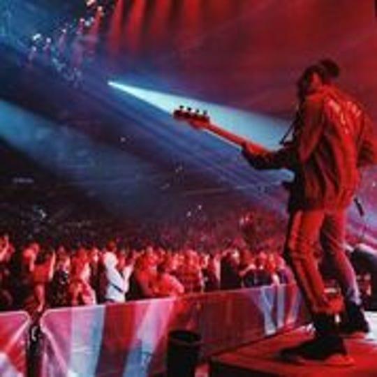 Christian artist TobyMac returns to Hertz Arena in February with his HITSDEEP Tour.