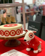What would a Target birthday be without Bullseye, the corporate mascot, and a special Target cake? When Jackson Duff turned 5 he picked the store as his party spot. Shirstie Gaylord of Hometana incorporated the Target design into the invitations, too.