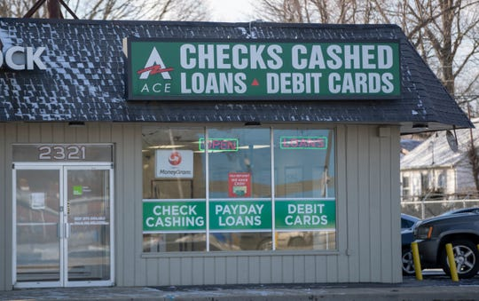 Nevada lawmakers didn't get as far as activists had hoped in their bid to crack down on the state's payday lending industry.