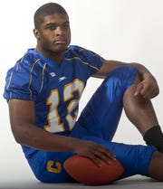 Carmel quarterback Morgan Newton was the 2009 IndyStar Mr. Football.