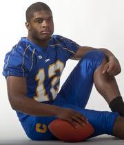 Carmel quarterback Morgan Newton was the 2009 IndyStar Mr. Football.