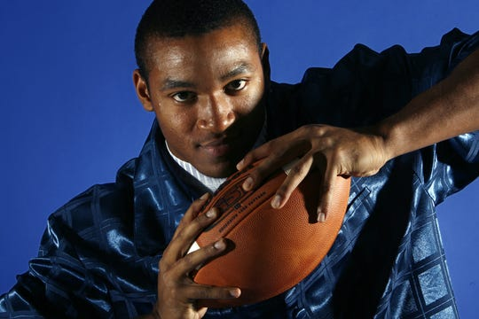 Franklin Central's Darius Willis was IndyStar's 2007 Super Team Player of the Year in football.