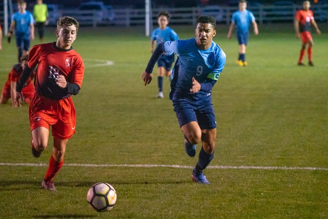 The ESA Falcons and the Catholic High of New Iberia Panthers both received byes in the Division IV boys soccer playoffs.
