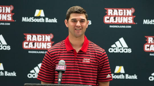 The return of ace southpaw Gunner Lege is a major reason the UL Ragin' Cajuns were picked by the coaches to win the Sun Belt West Division.