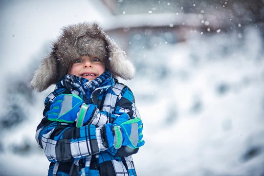 Cold weather is expected in Delaware this week.