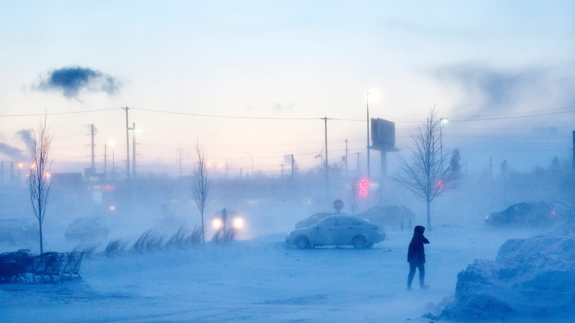 Lansing as cold as a South Pole summer, colder than Alaska and at least one village in the UP