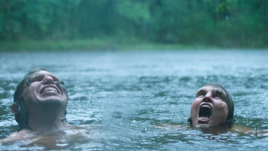 "In a Swedish lake, people can hear you scream: The Swedish film ""Border"" screens Wednesday at the Ridgeway Cinema Grill."