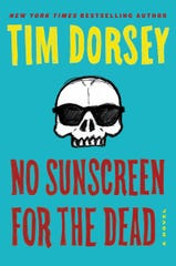 """No Sunscreen for the Dead"" by Tim Dorsey."