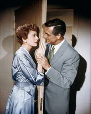 """Deborah Kerr and Cary Grant star in the 1957 melodrama """"An Affair to Remember."""""""