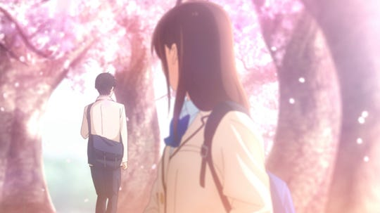 "Young people on different paths intersect in ""I Want to Eat Your Pancreas."""