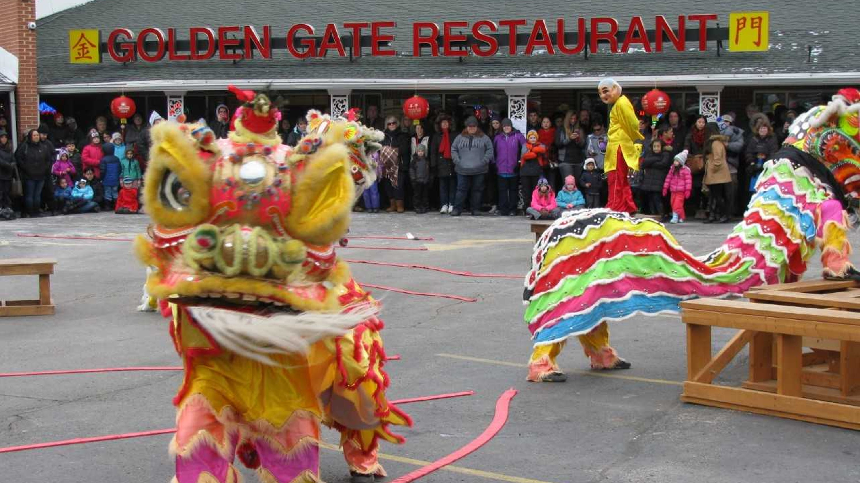 Ring In The Chinese New Year At Golden Gate Restaurant In Waukesha