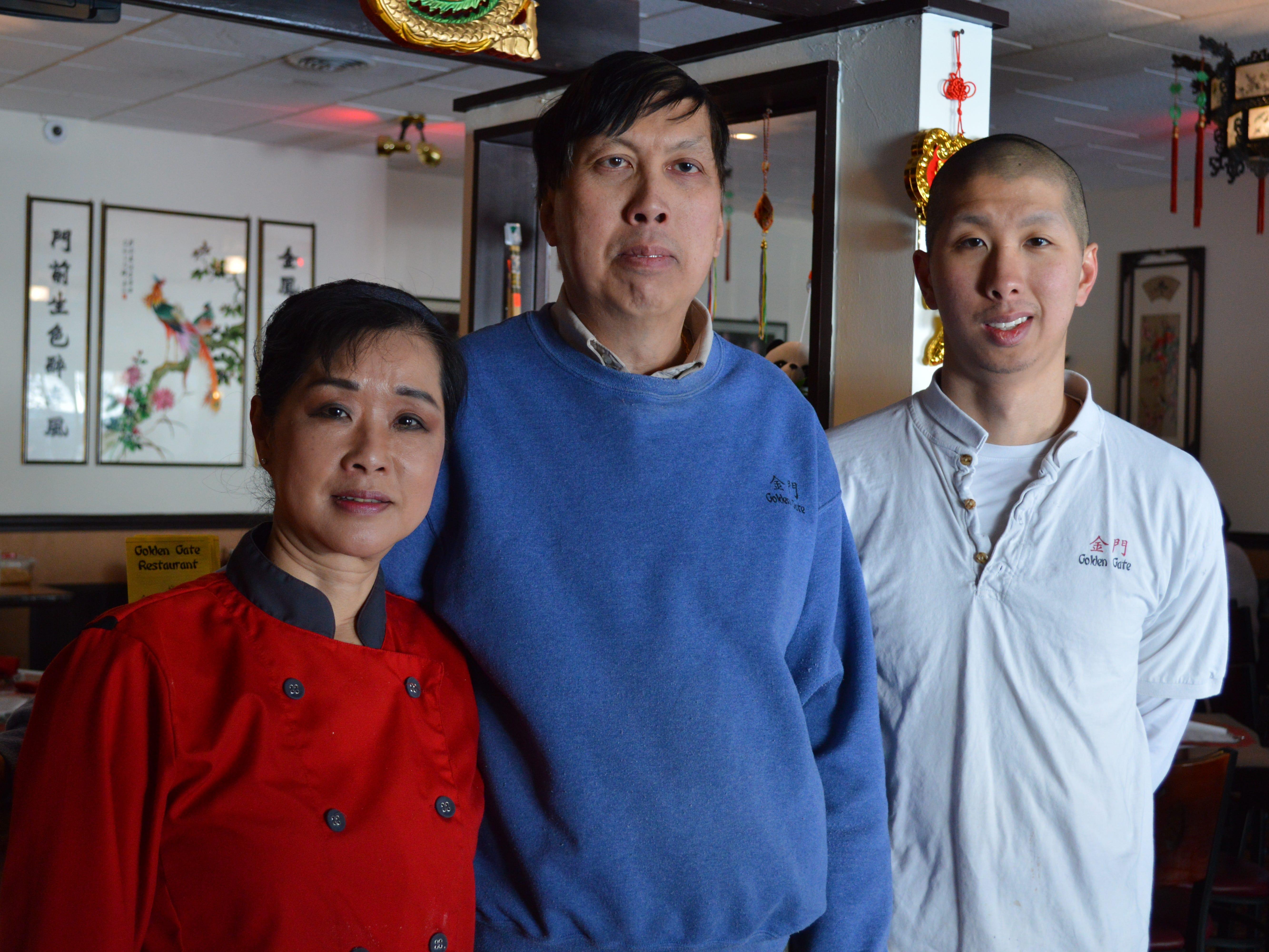 The Moy family runs Golden Gate Restaurant in Waukesha.