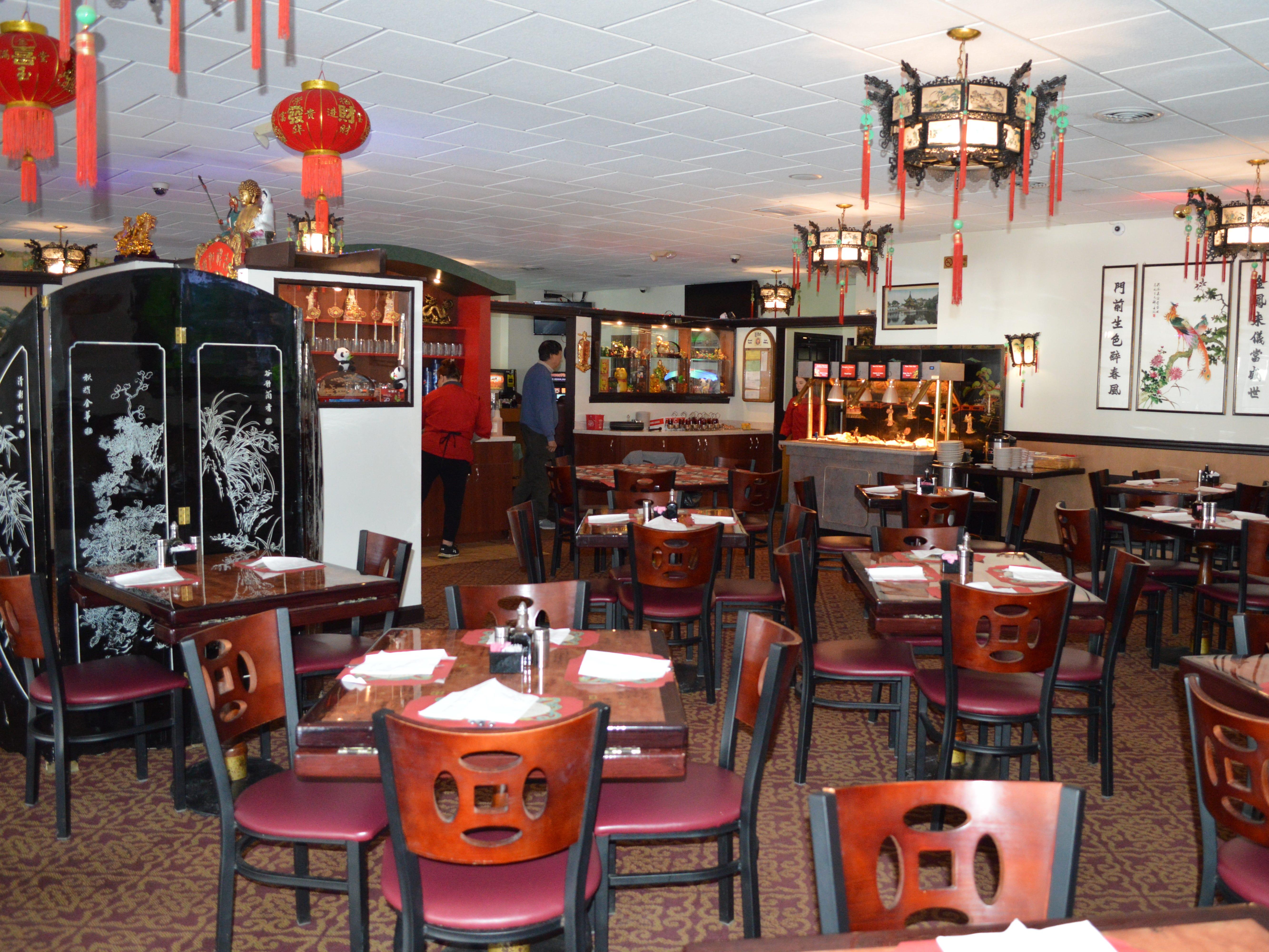 Golden Gate Restaurant opened in 1980.