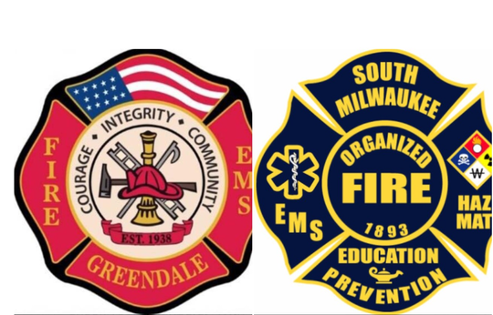 The Greendale and South Milwaukee fire departments have posted on Facebook urging people to clear ice and snow from essential vents to prevent buildup of carbon monoxide.