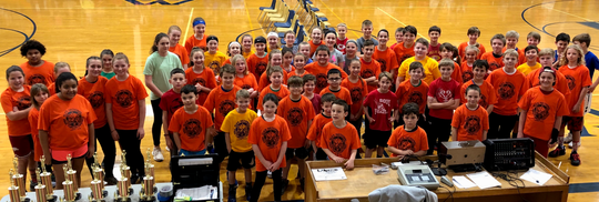 The Mountain Home Elks Lodge No. 1714 held the 47th annual Hoop Shoot on Saturday with 77 boys and girls ages 8-13 competing.