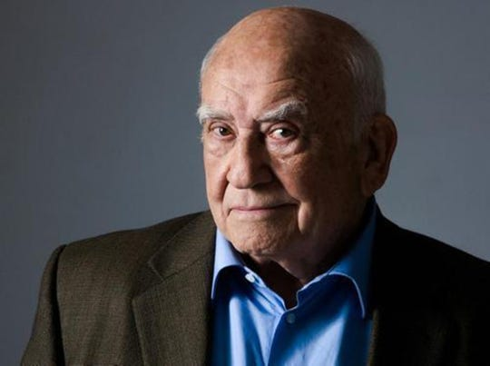 Ed Asner will bring his one-man show to Millbrook on November 21.