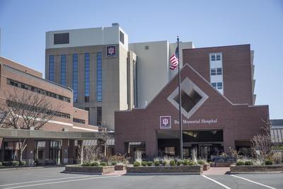 IU Health Ball Memorial Hospital