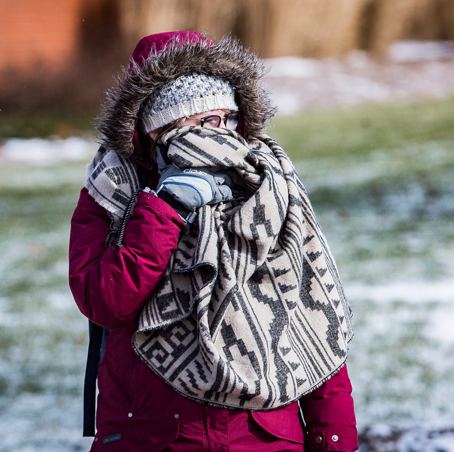 Indiana is colder than Antarctica today. Here are 5 unlikely places that are warmer.