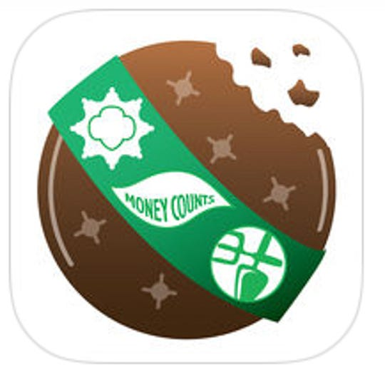 Download the Girl Scout Cookie Finder app.