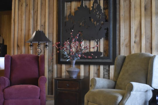 Caterers Erica Jones and Orville Campbell are launching wedding and event venue Magnolia Springs at 1203 Old Hydes Ferry Pike in Ashland City. The Magnolia Room, a private room that could be used for corporate events and others, will hold up to 80 to 90 guests seated.