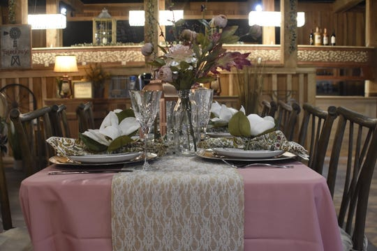 Caterers Erica Jones and Orville Campbell are launching wedding and event venue Magnolia Springs at 1203 Old Hydes Ferry Pike in Ashland City.